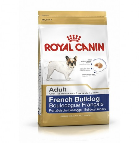 Royal canin bulldog frances