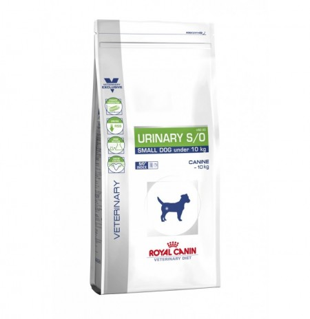 Royal canin canine urinary s/o small dog