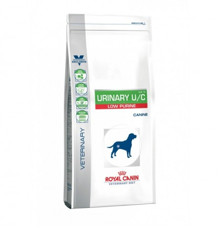 Royal canin canine urinary u/c low purine