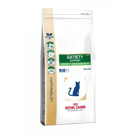 Royal canin feline satiety support