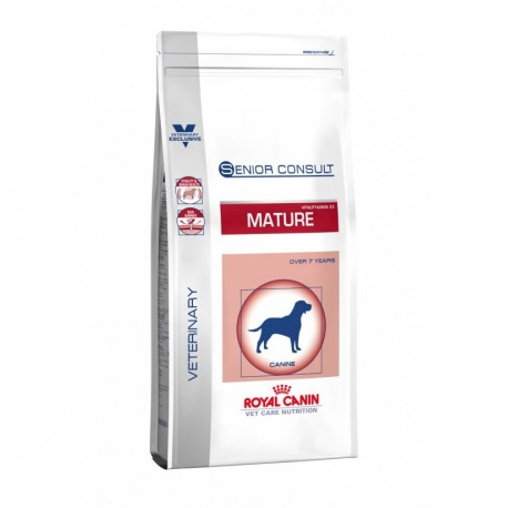 Royal canin mature medium dog