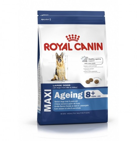 Royal canin maxi ageing +8