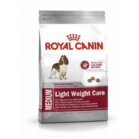Royal canin medium cuidado ligero (light weight care)