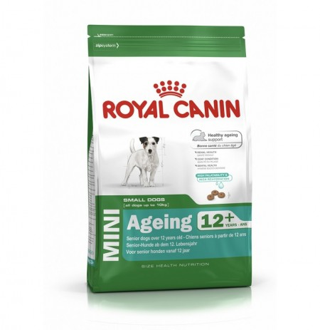 Royal canin mini envejecimiento +12 (ageing+12)