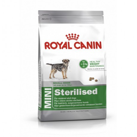 Royal canin mini esterilizado (sterilised)