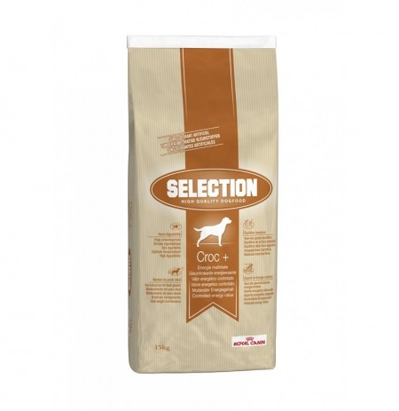 Royal canin new selection hq croc plus