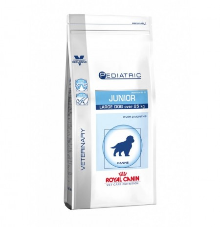 Royal canin pediatric junior large dog