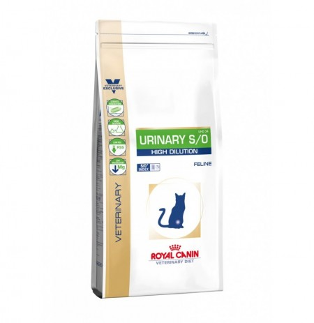 Royal canin vd feline urinary high dilution