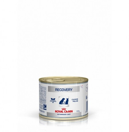 Royal canin wet canine-feline recovery lata