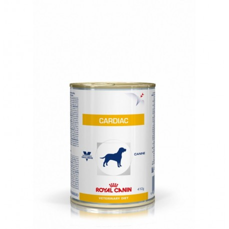 Royal canin wet canine cardiac lata