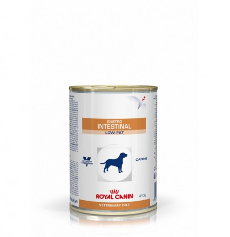 Royal canin wet canine gi low fat lata