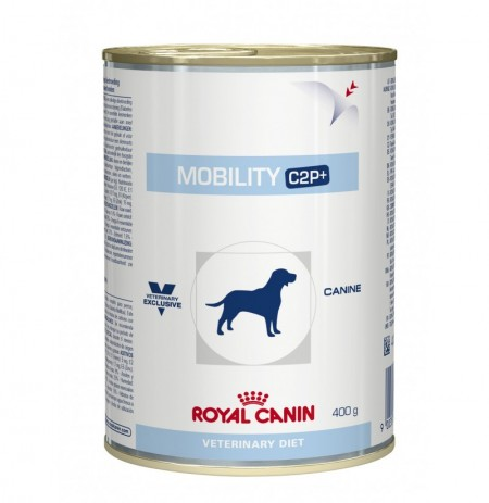 Royal canin wet canine mobility c2p+ lata