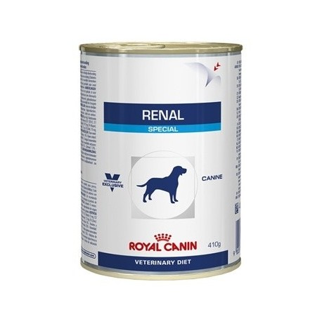 Royal canin wet canine renal special lata