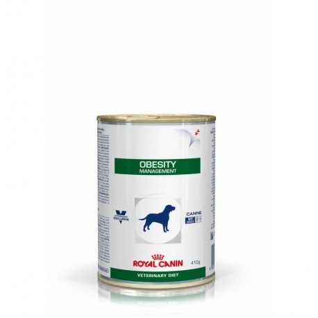 Royal canin wet canine satiety support lata