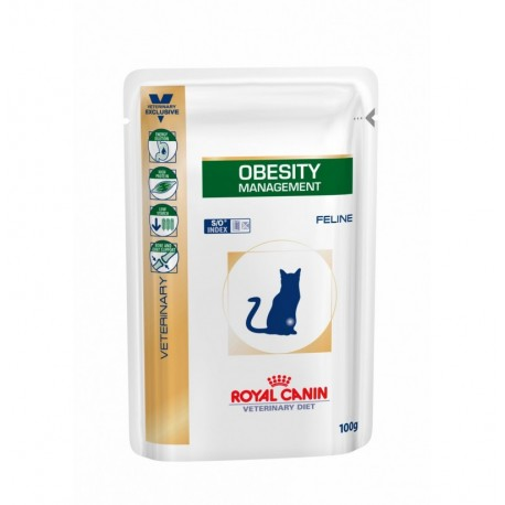 Royal canin wet feline obesity sobre