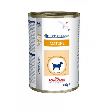 Royal canin wet senior consult mature lata