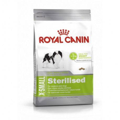 Royal canin x-small esterilizado (sterilised)