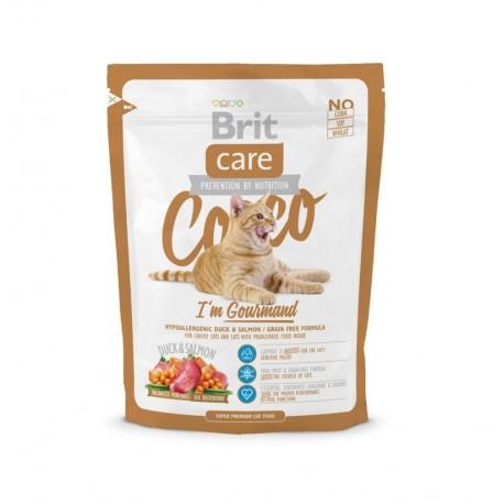 Brit care cat cocco i'm gourmand (gato goloso)