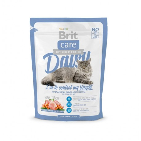 Brit care cat daisy i've to control my weight (control peso)