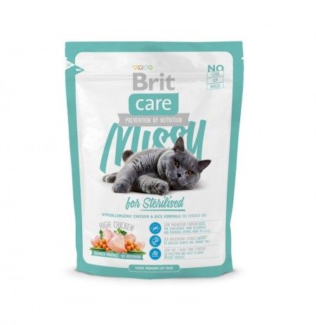 Brit care cat missy for sterilised (gato esterilizado)