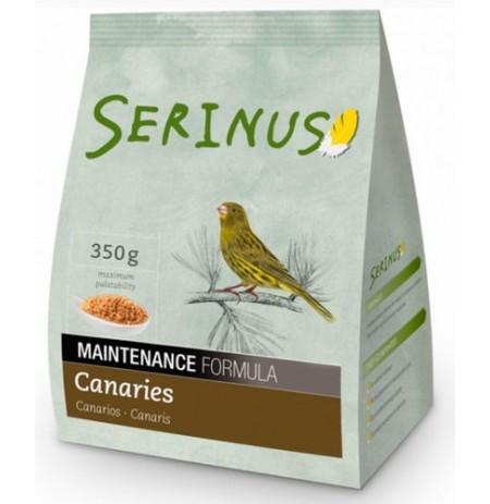 Serinus formula canarios mantenimiento
