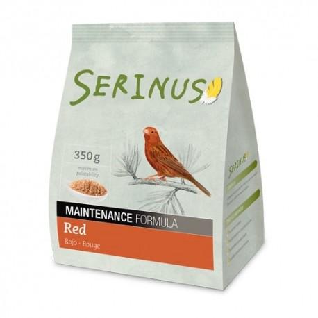 Serinus formula roja mantenimiento
