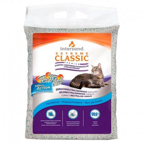 Extreme classic arena aglomerante natural para gatos