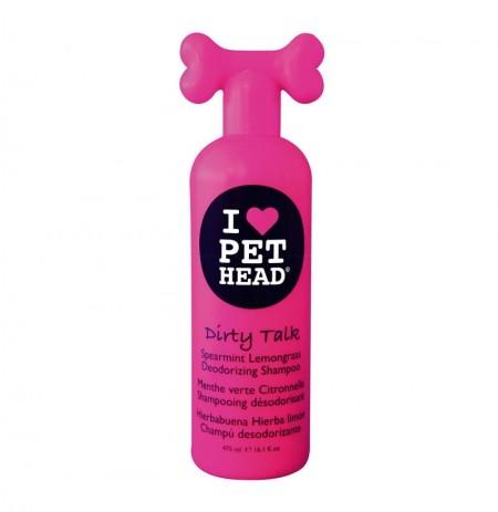 Pet head dirty talk (champú desodorizante)