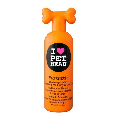 Pet head furtastic (acondicionador pelo largo-rizado)