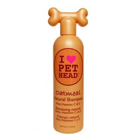 Pet head oatmeal (champú natural aloe vera)