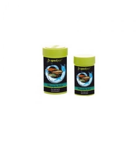 Specipez larva de mosquito rojo (comida liofilizada) para peces