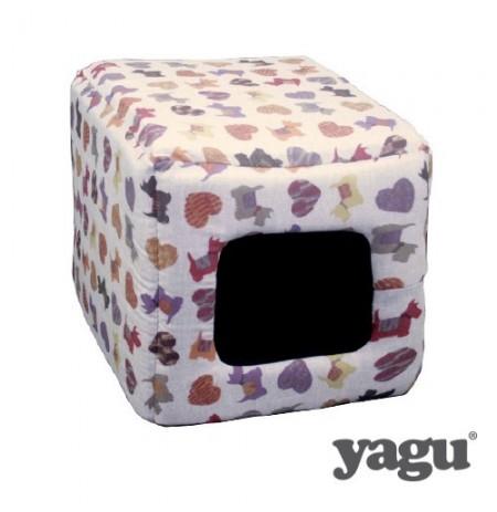 Yagu cubo espuma doggy