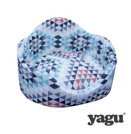 Yagu cuna trebol vértice