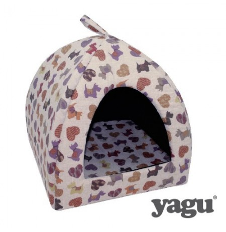 Yagu igloo espuma doggy