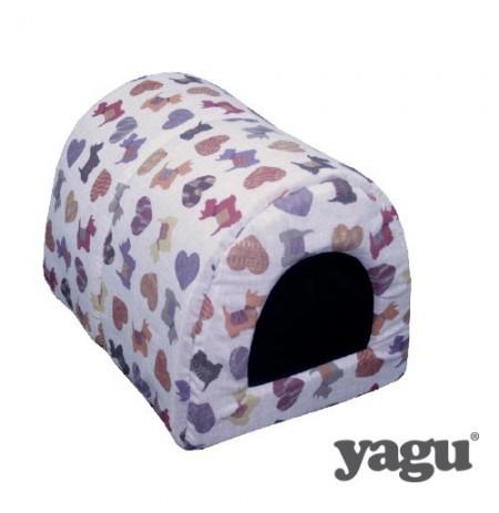 Yagu túnel espuma doggy