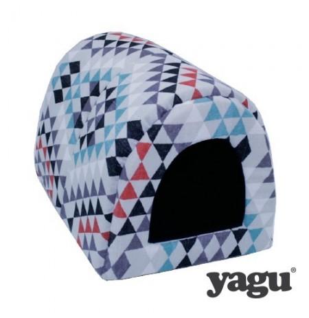 Yagu túnel espuma vértice