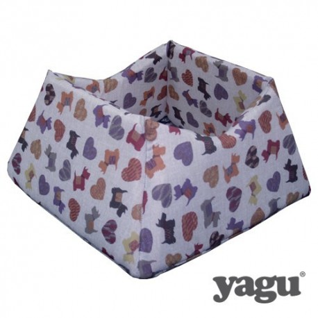 Yagu volcán espuma doggy