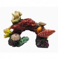 Duvo coral decoración acuario n2