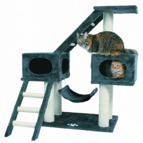 Duvo rascador kansas antracita para gatos