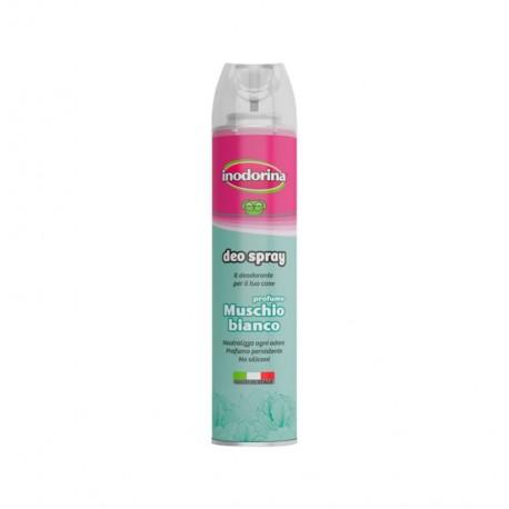 Inodorina desodorante en spray muschio bianco