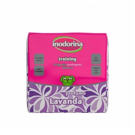 Inodorina empapador higienico lavanda 60x60cm