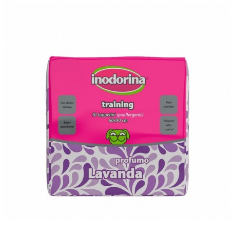 Inodorina empapador higienico lavanda 60x90cm
