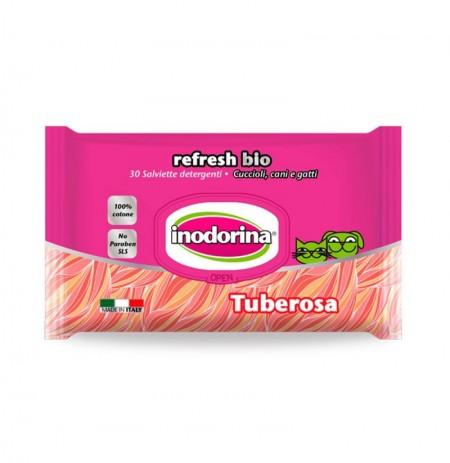 Inodorina refresh bio toallitas tuberosa