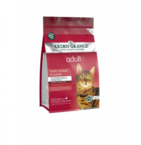 Arden grange cat gato adult pollo y patata (chicken & potato)