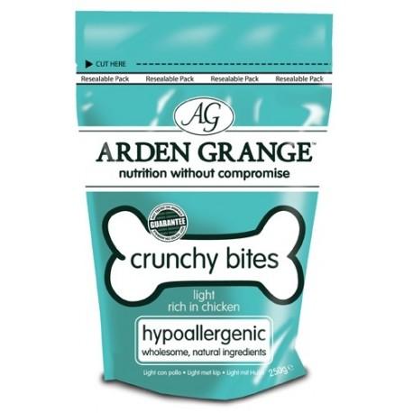 Arden grange snaks crunchy bites - light