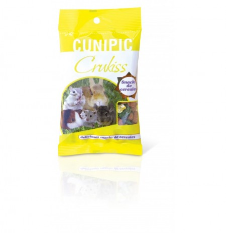 Cunipic crukiss cereales para roedores
