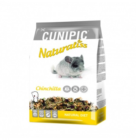 Cunipic naturaliss chinchilla y degú