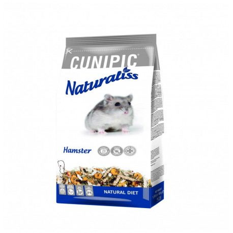 Cunipic naturaliss hamster y jerbo