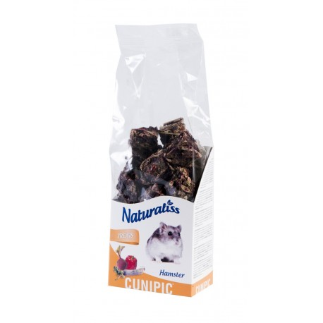 Cunipic naturaliss treats hamster