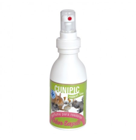 Cunipic odor expell perfume roedores